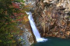 鳥越の滝・・あと少し