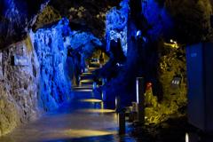 龍泉洞探検Ⅱ