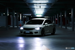 My CIVIC TypeR
