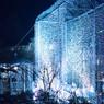 箱根の森美術館 ライトアップ
