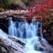 モミジ滝に挑戦