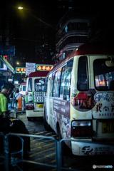 冷酷なバス