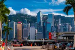 こんにちは。香港。