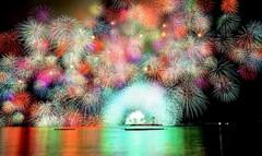 2017紀北燈籠祭 彩色千輪