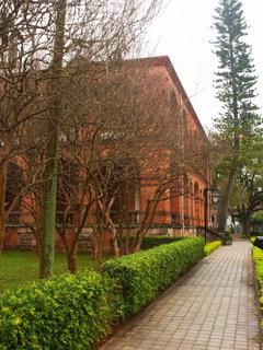 台湾 淡水 真理大学4