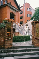 台湾 淡水 教会