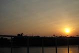高雄の夕日