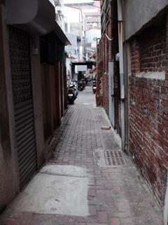台湾台南路地裏(152)