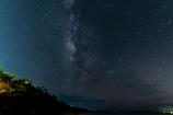パノラマ星景