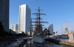 海の日は総帆展帆/満船飾
