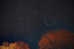 奥日田の星空