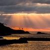 光芒加佐の岬