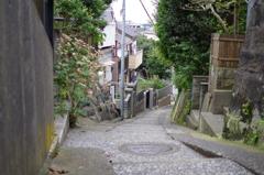 裏通りの坂②