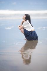 海を感じて♪