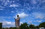 空と雲と大仏サマと…♪