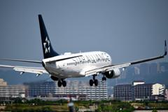 STAR ALLIANCE  Boeing 737