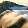 檜尾岳 熊沢岳 滝雲