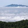 佐久平は雲の下