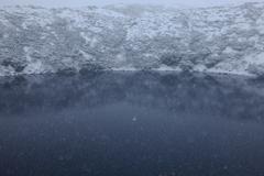 吹雪のみくりが池 III