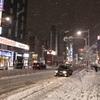 雪の浜松町