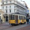 路面電車at Milano