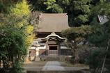 鎌倉円覚寺 舎利殿の秋