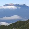 名峰 御嶽山