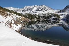 雪上の楽園