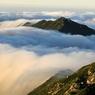 雲上の三ノ沢岳