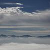 3,000m峰の背比べ