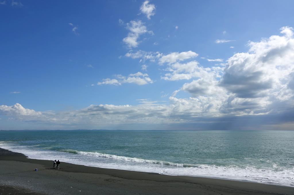空と雲と海と。。。4