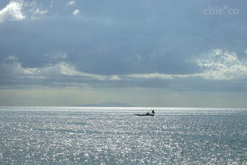 舟のいる風景。。