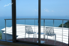海辺のホテルにて。。-063