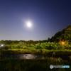 ゴージャスな月