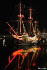 海賊船!?