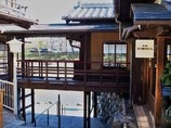 五十鈴川Cafe~ 川のそば