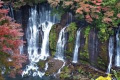白糸の滝~
