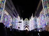 ルミナリエに行きたい。