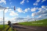 秋の晴れた日はドライブへ