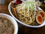 黒潮らーめんのつけ麺