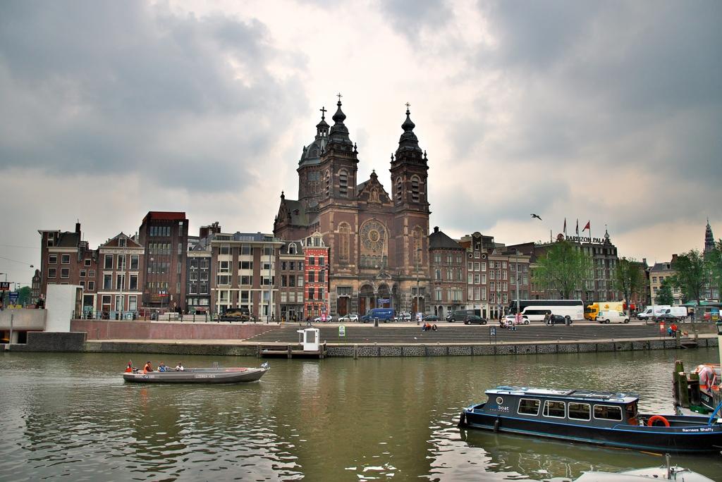オランダ 街並み2