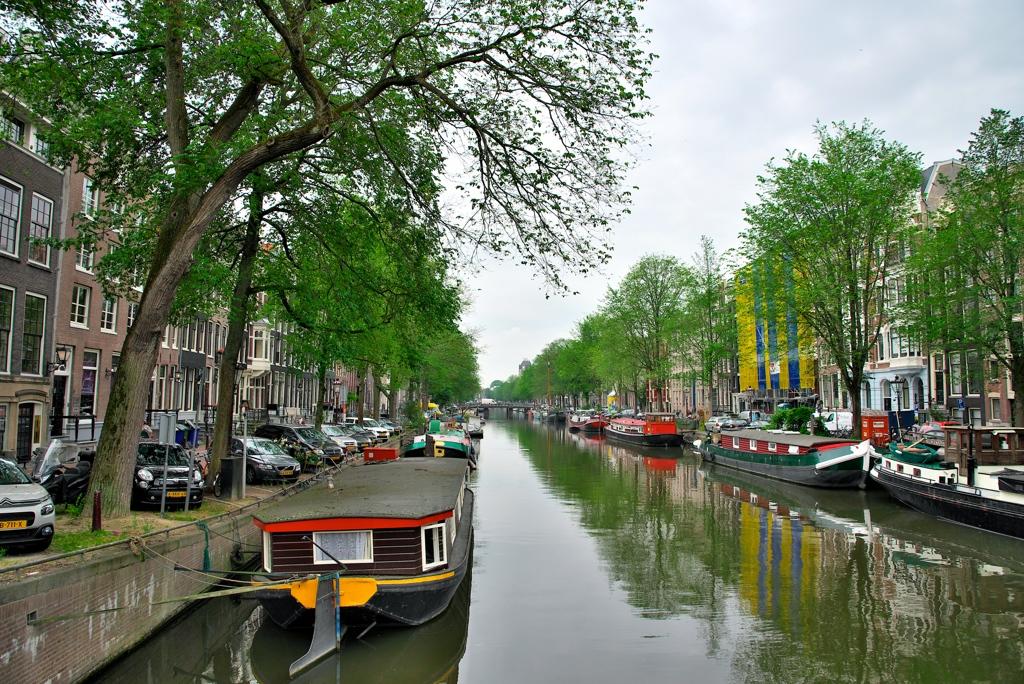 オランダ 街並み1