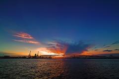 Doamtic Sunset