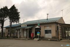 秋田内陸縦貫鉄道 秋田内陸線 米内沢駅