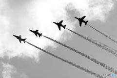 2016百里基地航空祭 32 ブルーインパルス