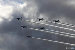 2016百里基地航空祭 27 ブルーインパルス
