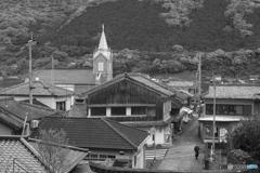 﨑津の街並み