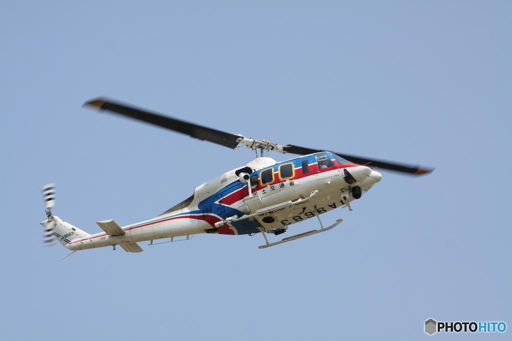 国土交通省 災害対策用ヘリコプ...