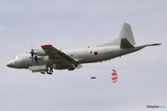 海上自衛隊 下総基地 P-3C