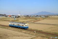 関東鉄道常総線 キハ102